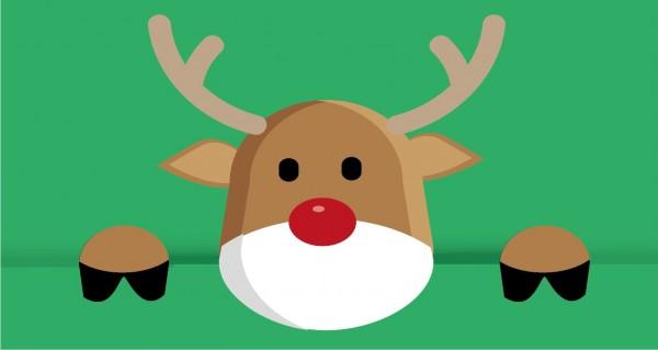 Comic Rudolph