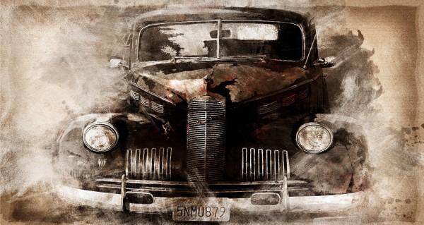 Vintage Oldsmobile