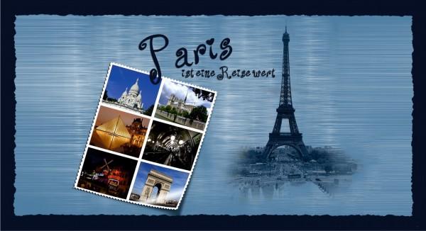 Paris ist eine Reise wert