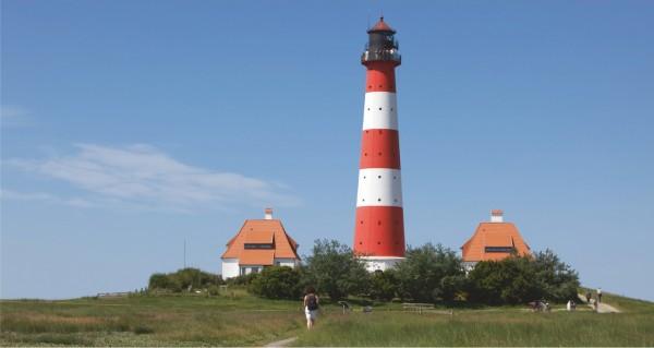 Leuchtturm auf Eiderstedt