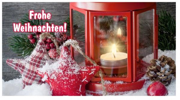 Weihnachtskarte Postkarte Xxl Verwandte