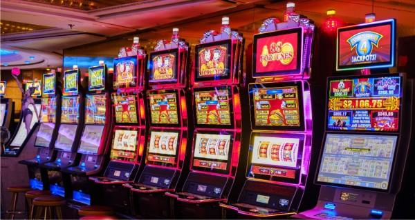 Geldspielautomat Las Vegas