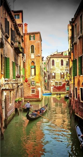 Venedig Gondelier