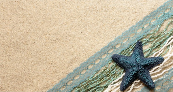 Seestern Strandtuch