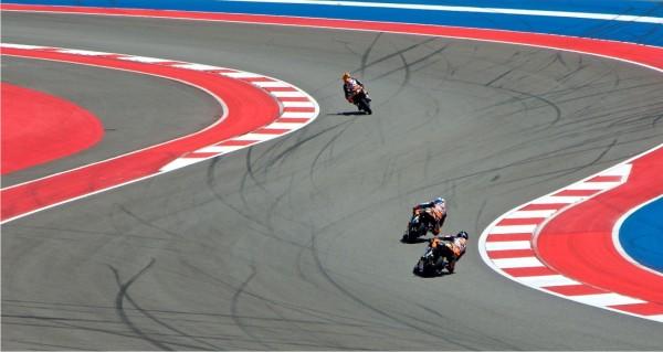 Motorrad Rennen