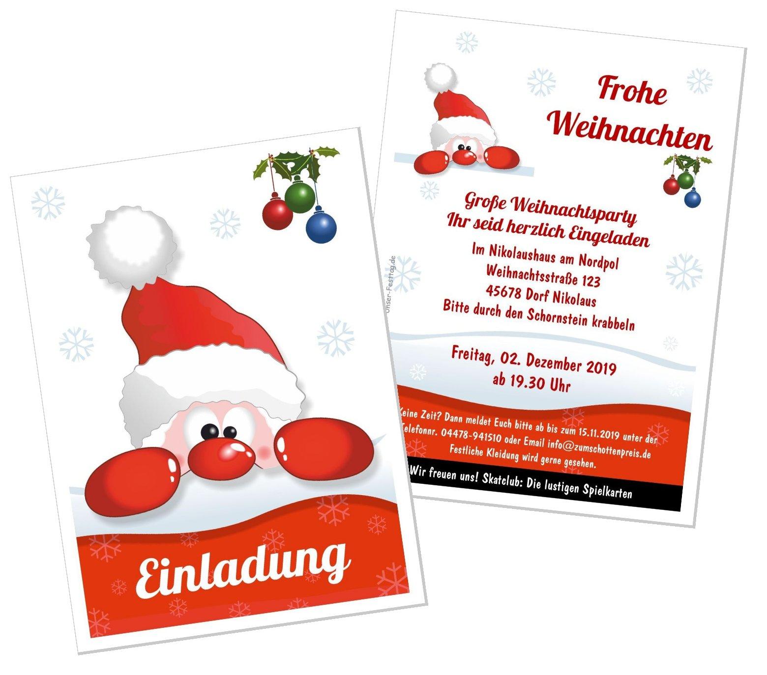 Lustige Und Witzige Geburtstagseinladungen   Schottenpreis   Postkarten Für  Gewinner
