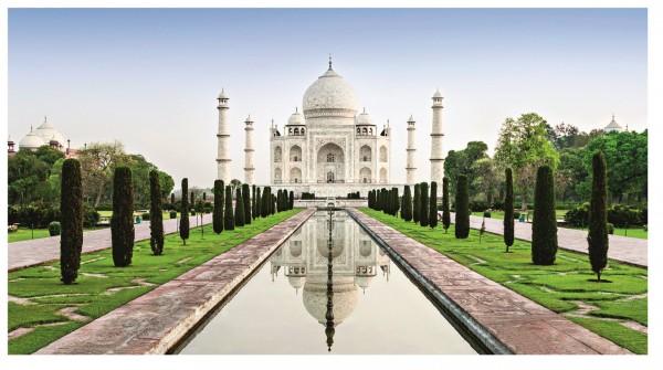 Xxl Postkarte Taj Mahal Gewinnspiel