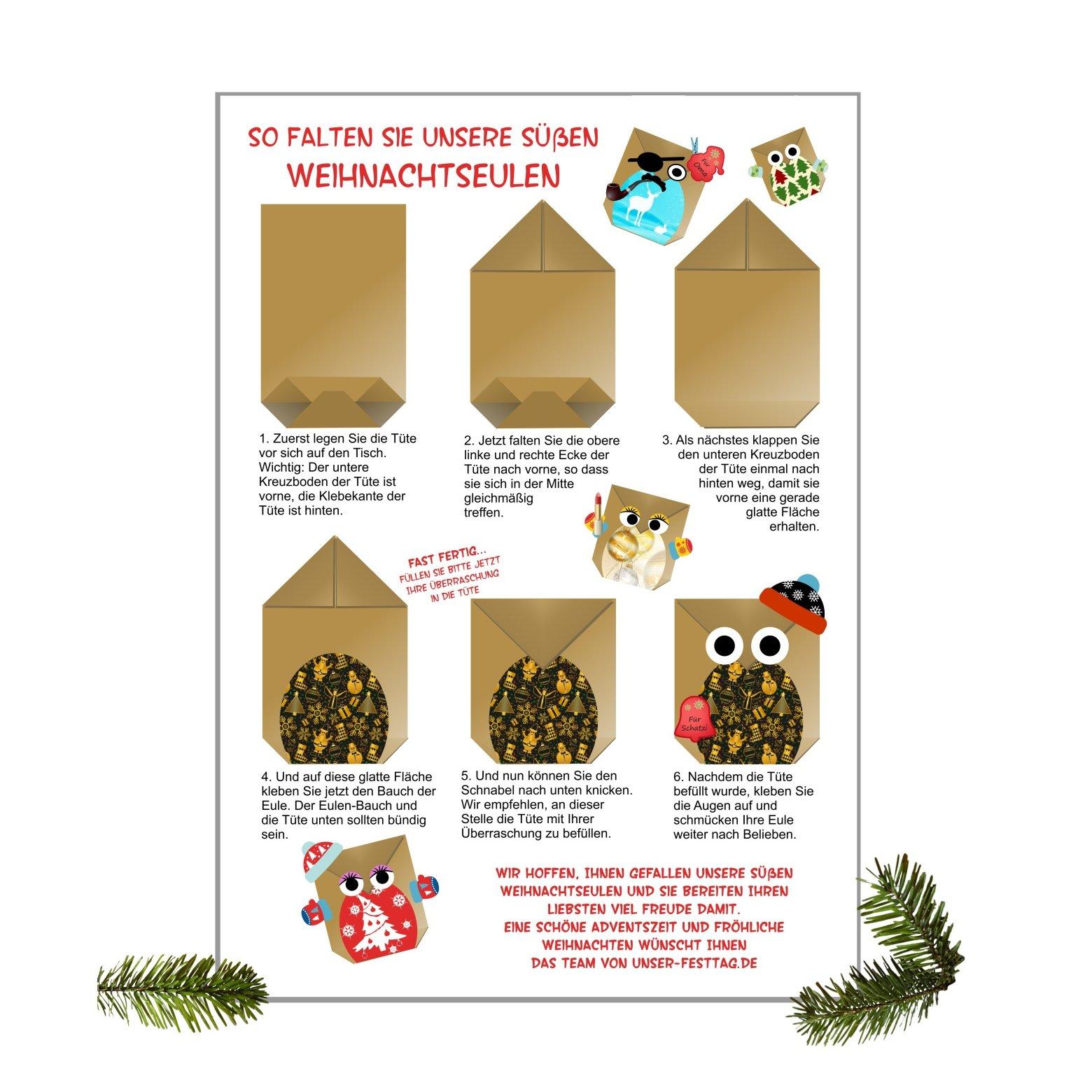 Geschenke F303274r Frauen Zu Weihnachten.12 Diy Geschenktuten Fur Frauen Und Madchen