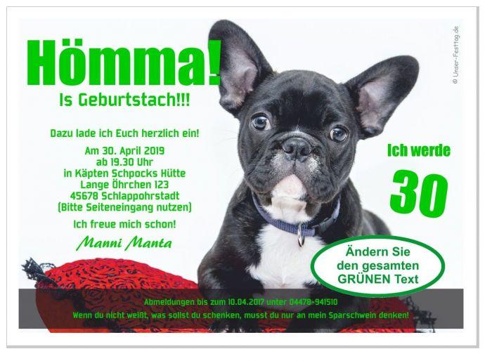 Favorit Geburtstag Hund Lustig Dw61 Startupjobsfa