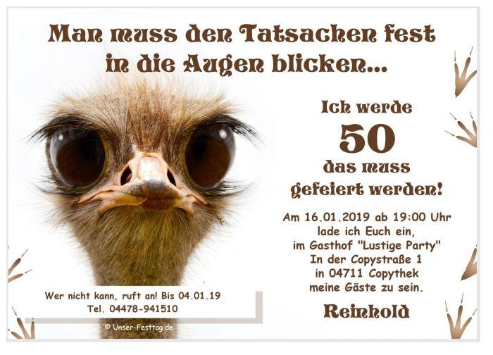 Einladungskarten Geburtstag Lustig Spruch 20 30 40 50 60 70 Jedes